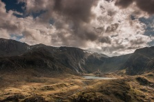Llyn Idwal, the Slabs, and Devil's Kitchen