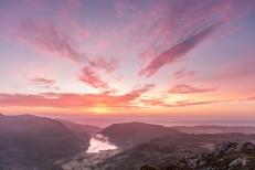 Llyn Crafnant Sunrise