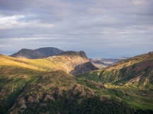 Fleetwith Pike at dawn