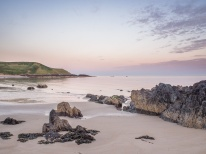 Porth Or, Whistling Sands