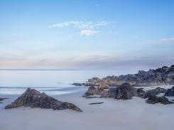 Porth Or, Whistling Sands