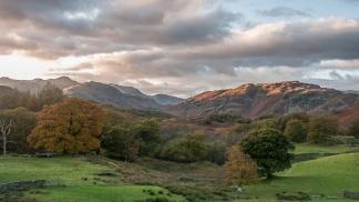 Lingmoor Fell and Bowfell
