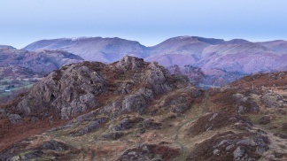 Fairfield and Helvellyn